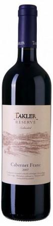 TAKLER - Cabernet Franc Reseve
